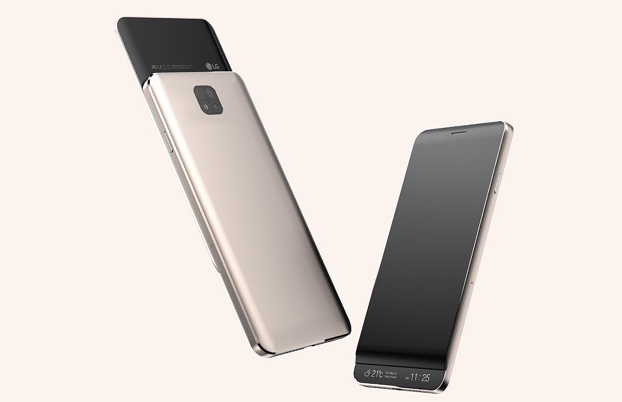 Así podría ser el próximo LG V30