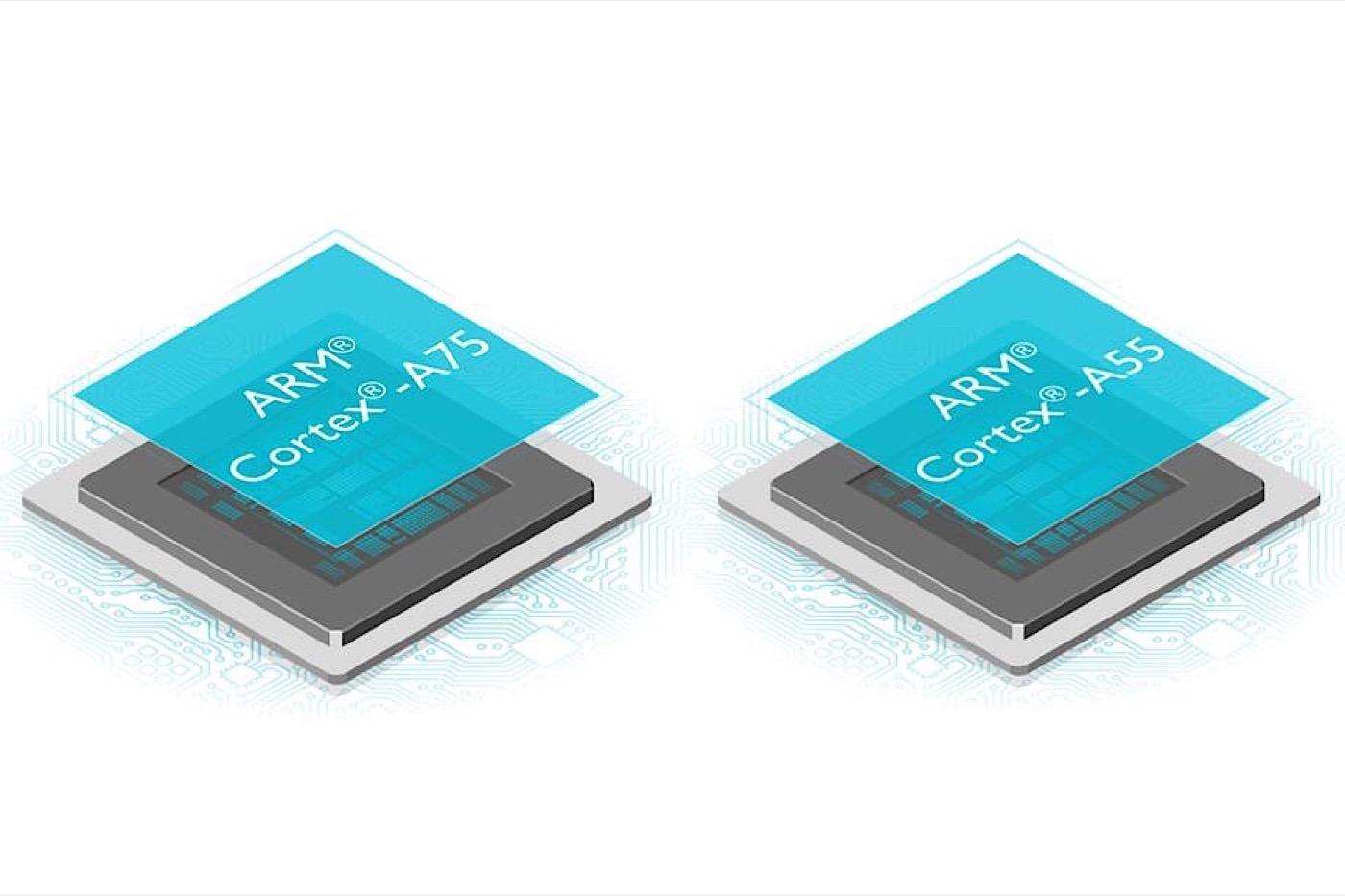 Los nuevos ARM Cortex A75 y Cortex A55