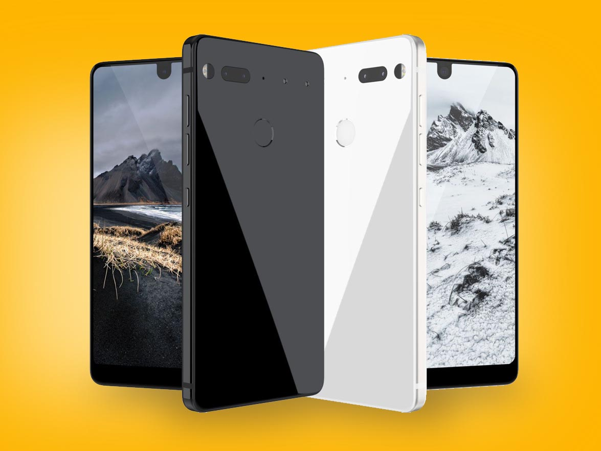 El nuevo smartphone de Andy Rubin, el Essential PH-1