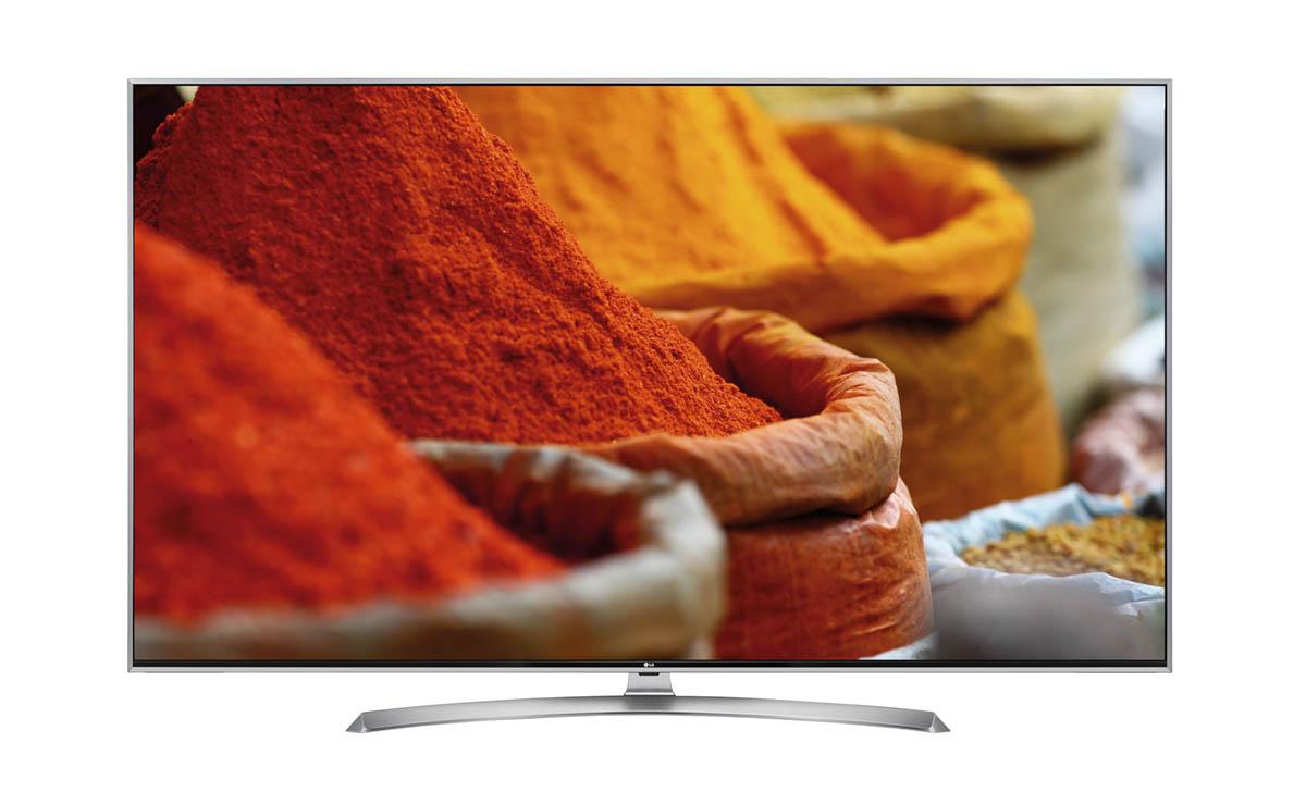 LG presenta sus televisores como los más compatibles con Netflix