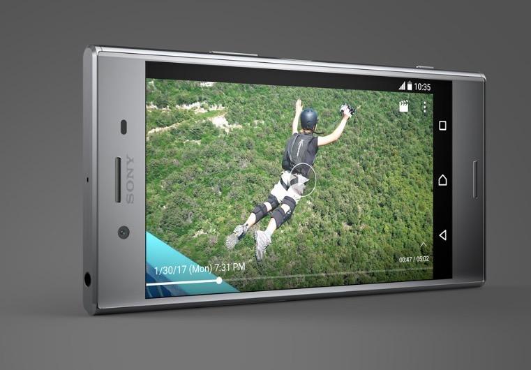 El Xperia XZ Premium con pantalla 4K llega a un precio de 749 euros