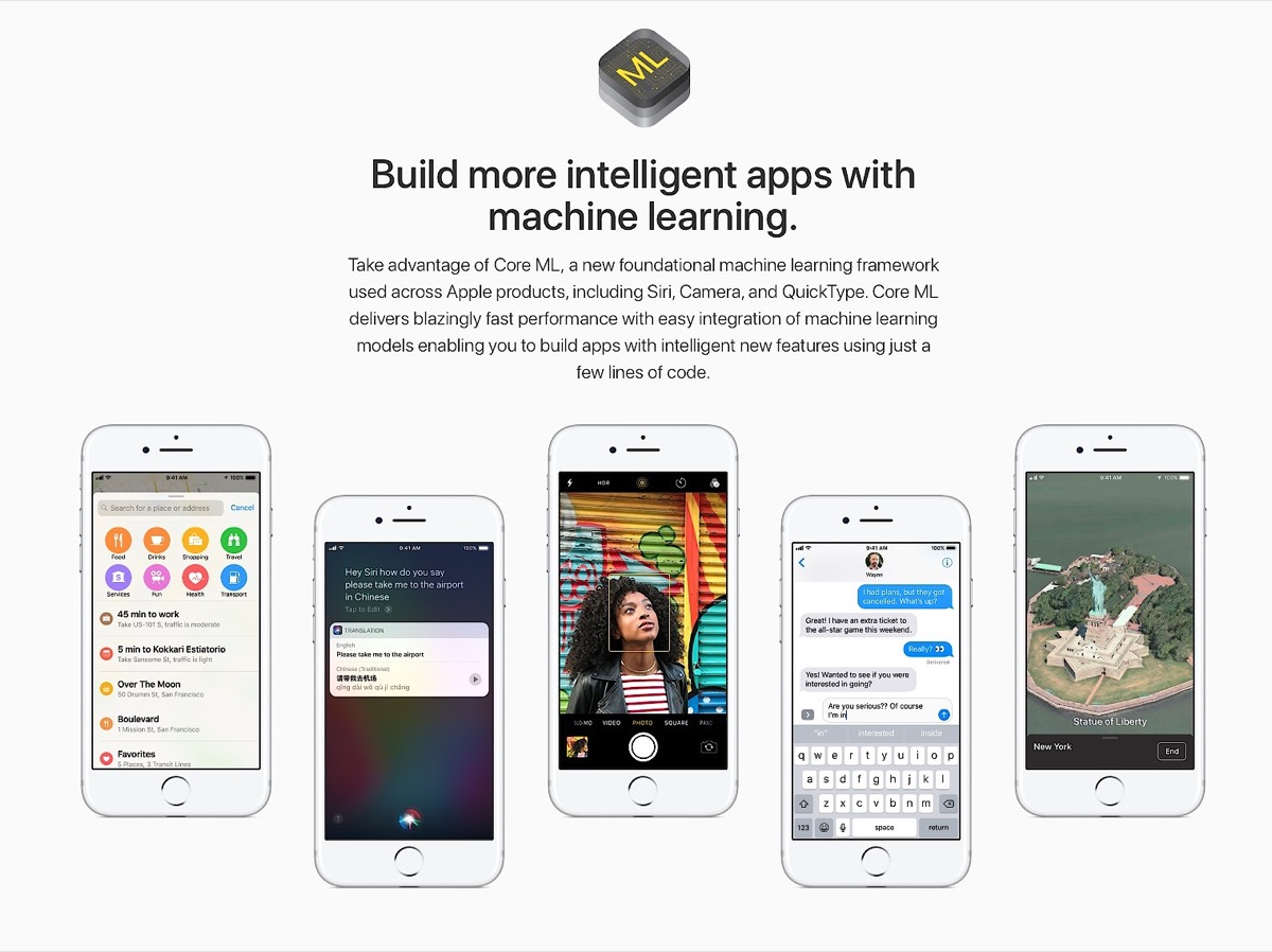 Apple muestra su apuesta por la inteligencia artificial y la realidad aumentada