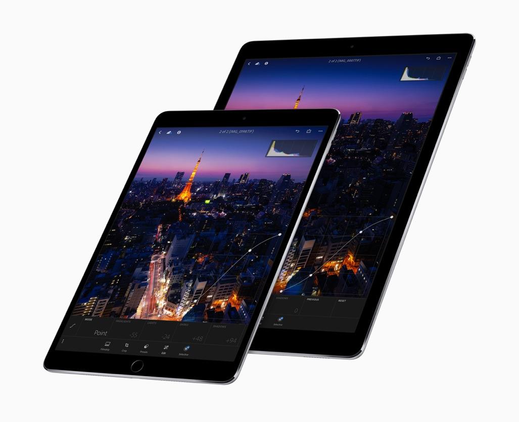 Los nuevos iPad Pro