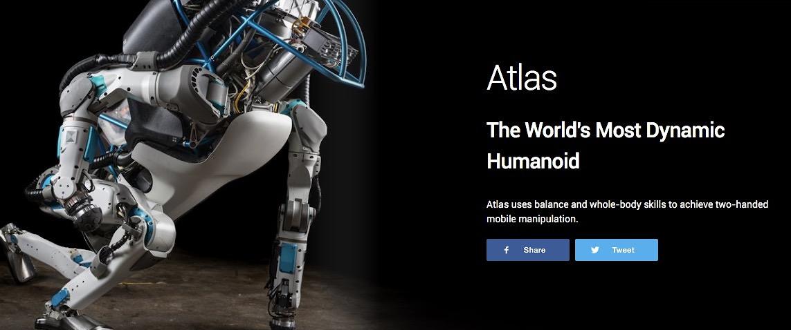 Alphabet vende por fin su compañía de robots Boston Dynamics