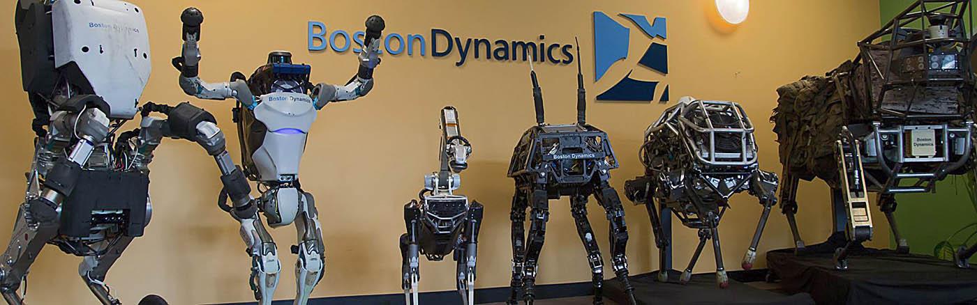 Robots Boston Dynamics