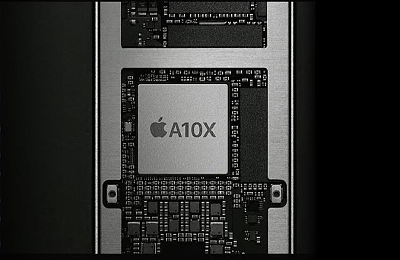 El procesador Apple A10X Fusion