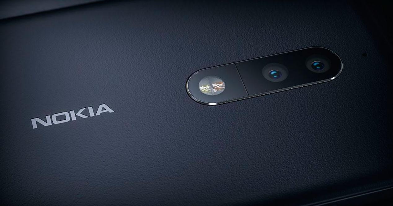 Posible aspecto del Nokia 8 y su doble cámara