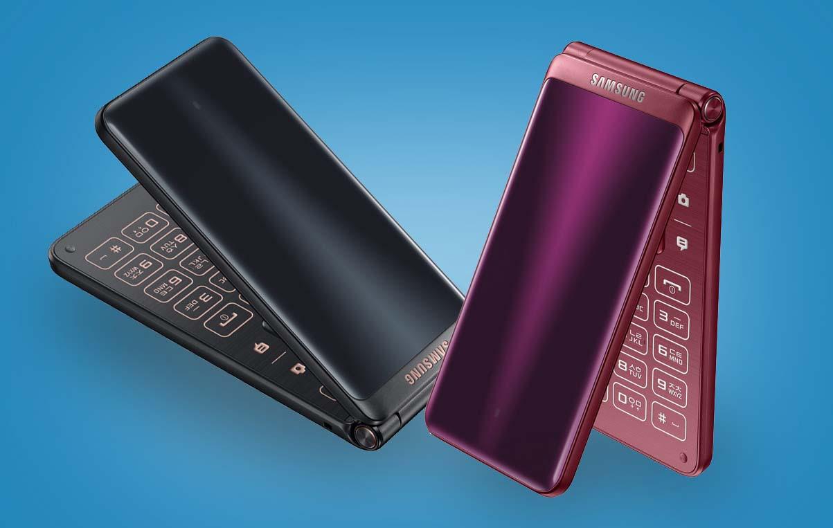 El nuevo Samsung Folder 2