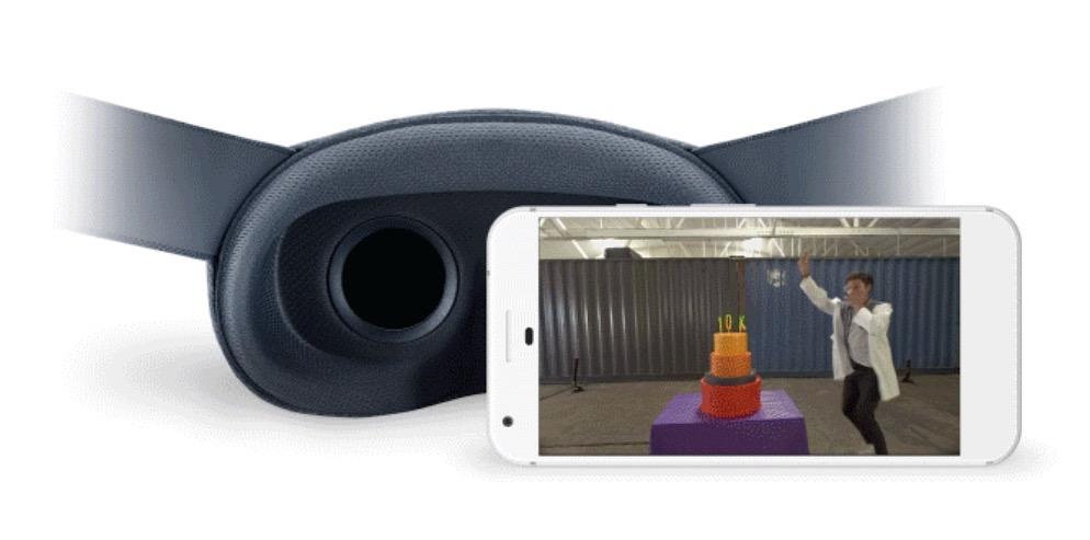 YouTube VR 180