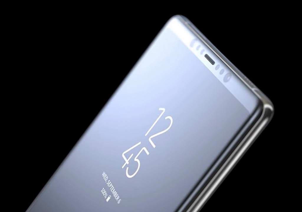 Así podría ser el Galaxy Note 8