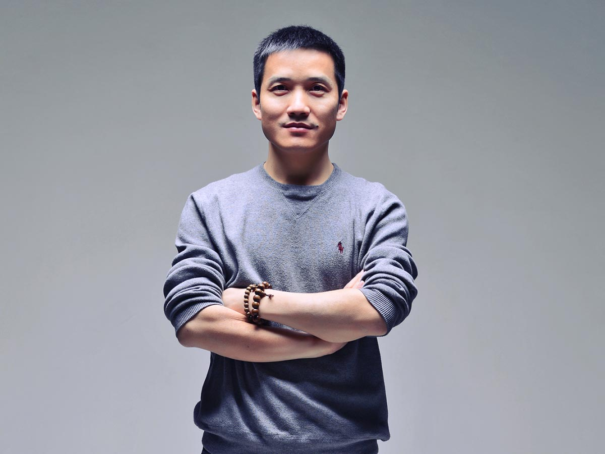 Pete Lau, presidente de OnePlus