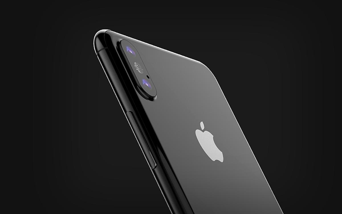 Posible aspecto del iPhone 8