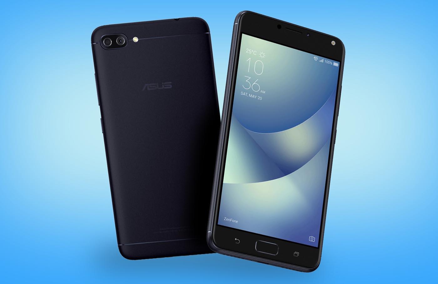 El nuevo Asus ZenFone 4 Max