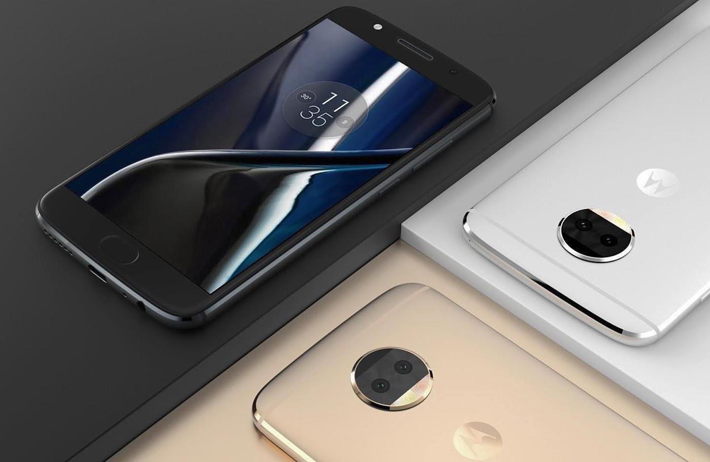 El nuevo Moto G5S Plus