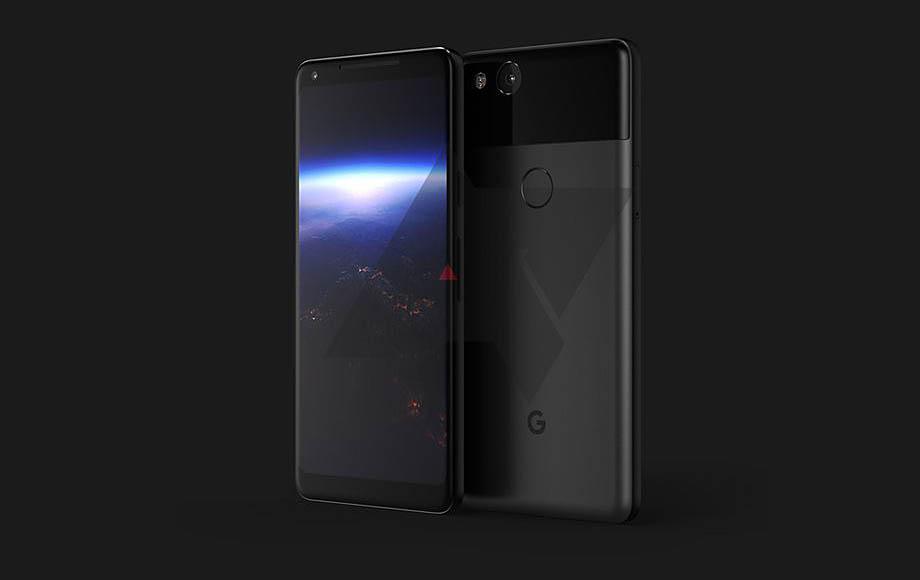 Así será el Google Pixel 2 XL fabricado por LG
