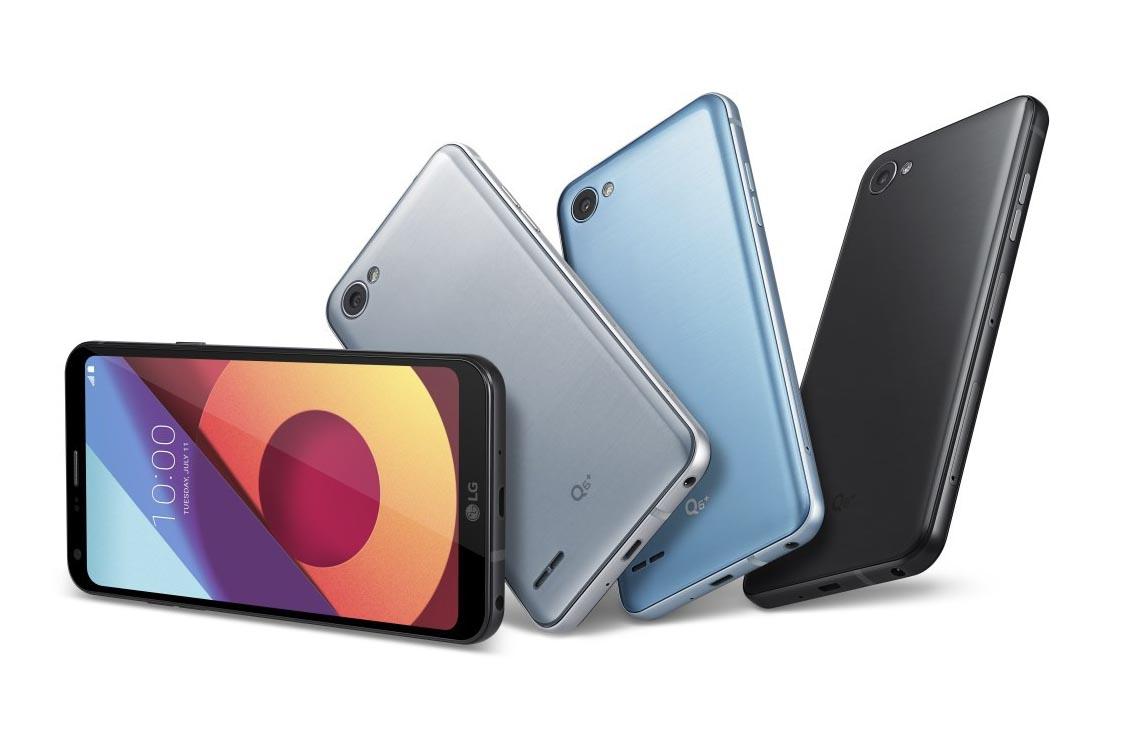 El nuevo LG Q6, la versión compacta del LG G6