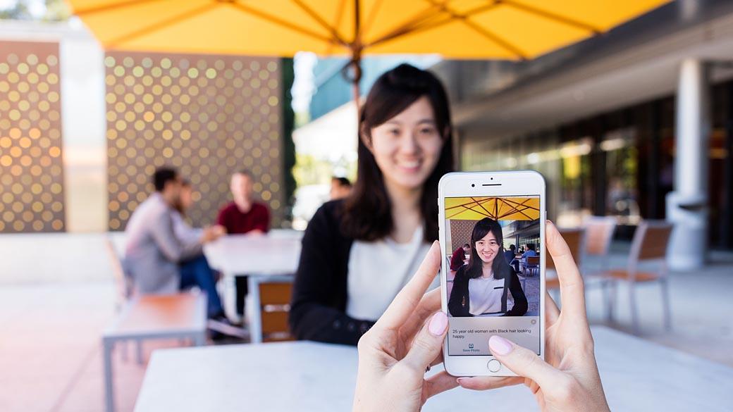 Microsoft Seeing AI ayuda a ver a las personas ciegas