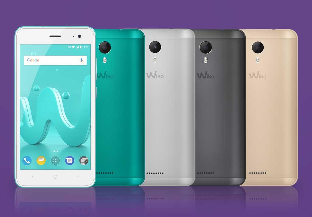El nuevo Wiko Jerry 2 ofrece diseño metálico y Android 7 por sólo 99 euros