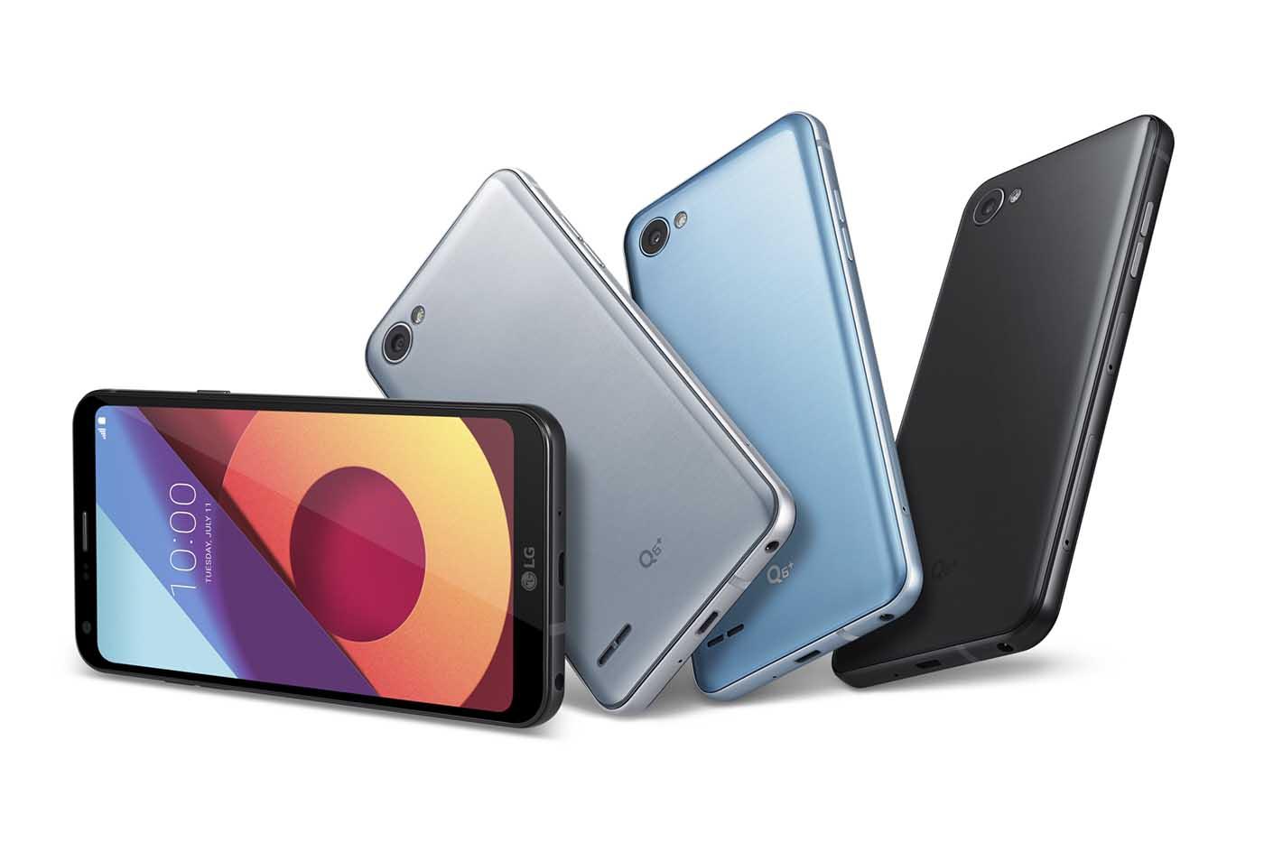 El nuevo LG Q6 llega a un precio recomendado de 349 euros