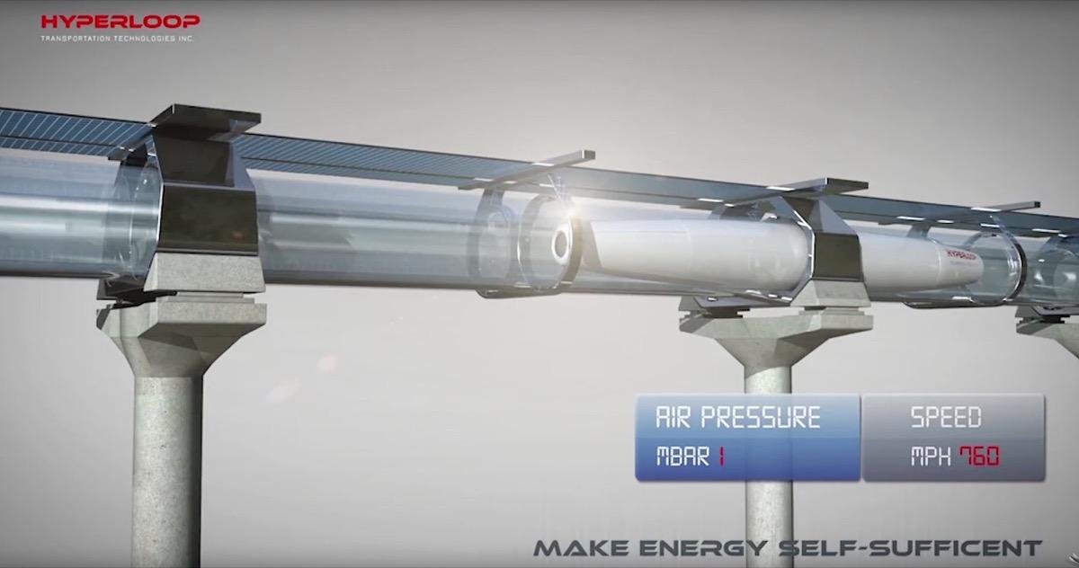 Elon Musk asegura que ya tiene permiso para excavar el primer túnel para su Hyperloop
