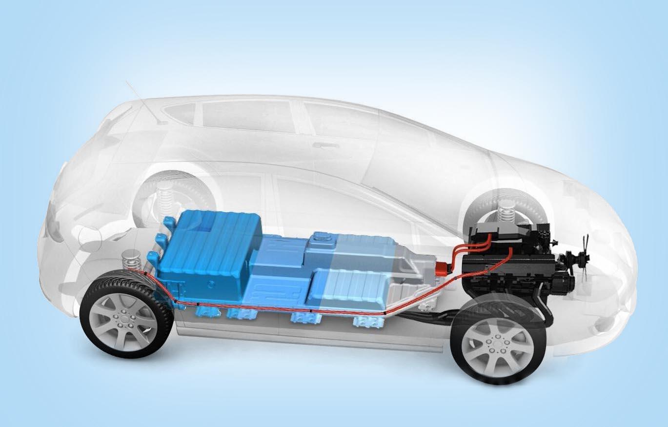 Apple podría estar investigando en baterías para su vehículo eléctrico