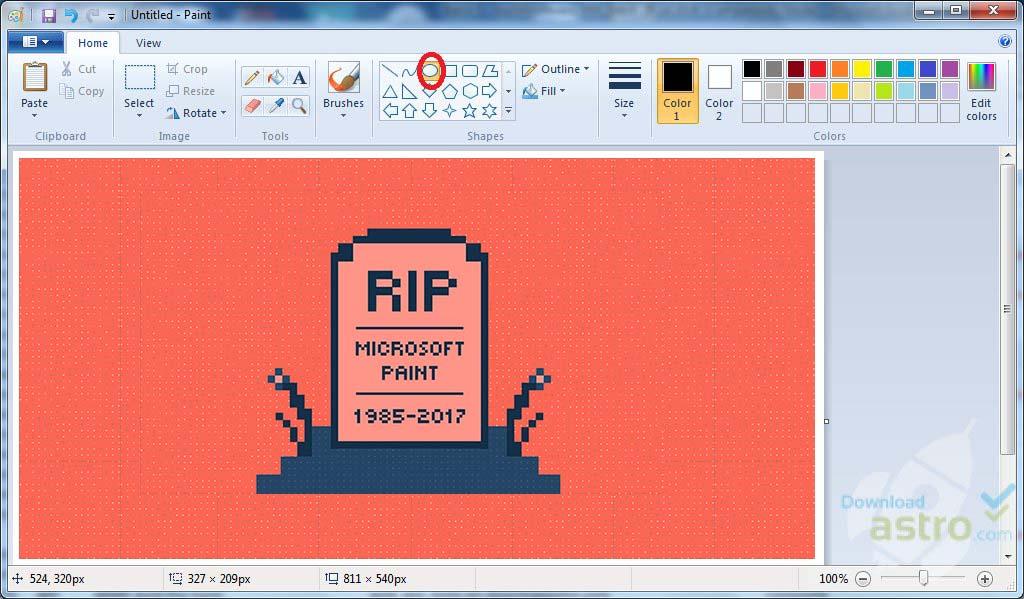 Microsoft Paint desaparecerá con las próximas actualizaciones de Windows 10