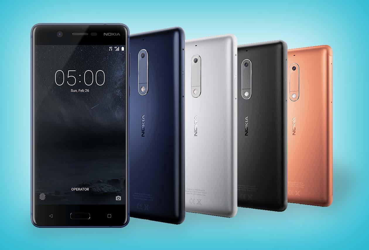 Nokia asegura que todos sus móviles Android se podrán actualizar a Android Oreo, aunque o ha dado fechas