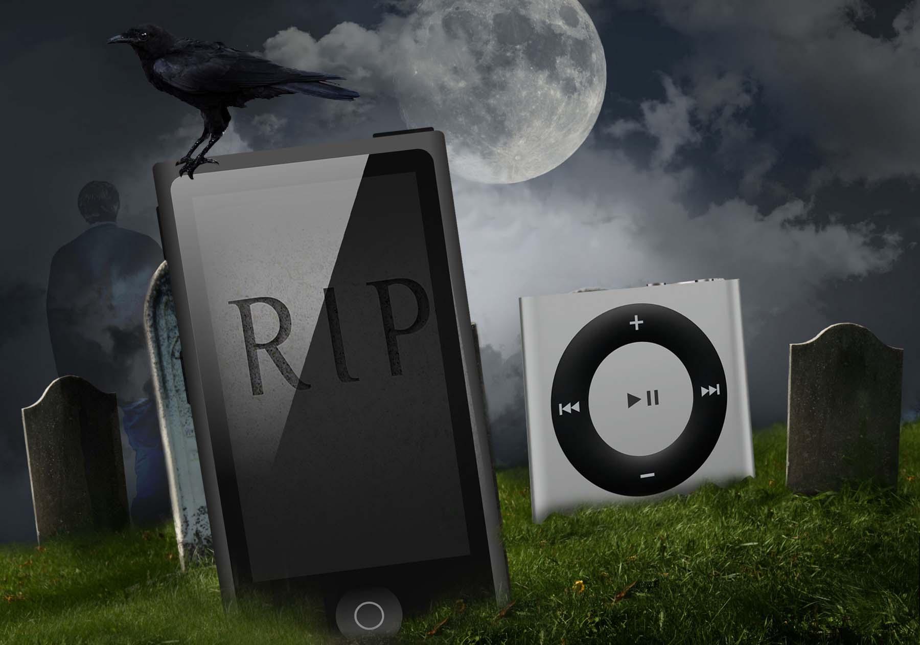 Apple ya no venderá más sus iPod nano e iPod Shuffle