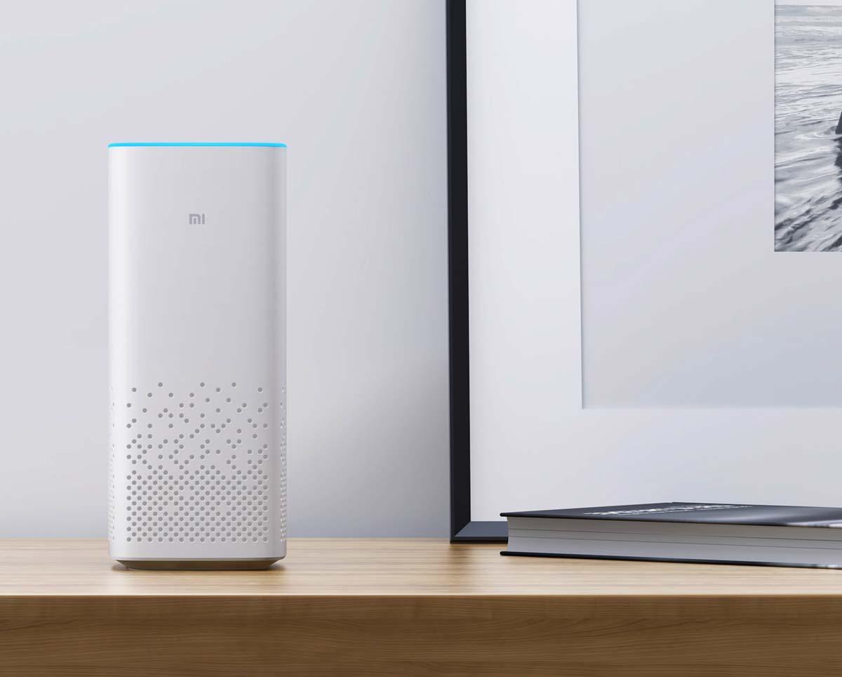 El nuevo altavoz inteligente Mi AI Speaker de Xiaomi