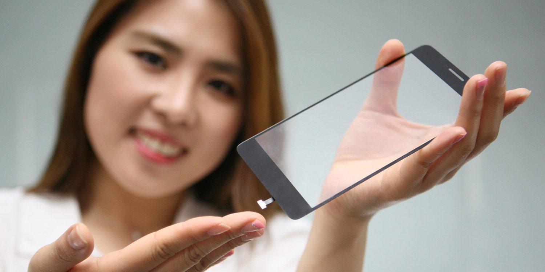 LG fabricará pantallas OLED para los iPhone en 2108