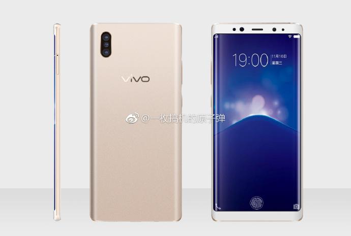 El Vivo Xplay 7 puede ser el primer smartphone con lector de huella bajo la pantalla