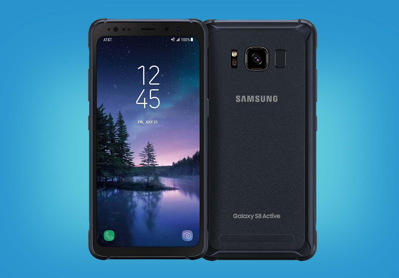 El nuevo Samsung Galaxy S8 Active