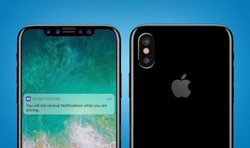 El iPhone 8 podría incluir el lector de huella en el logotipo de la parte trasera