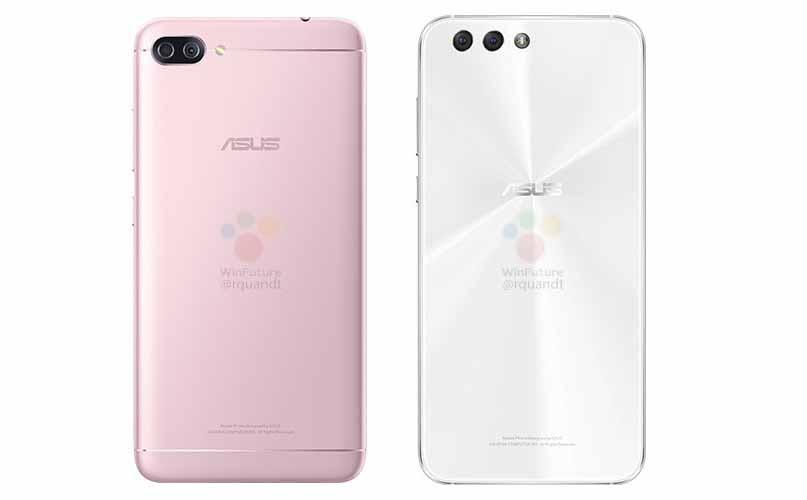 Asus deja escapar su nueva serie ZenFone 4 antes de su presentación oficial