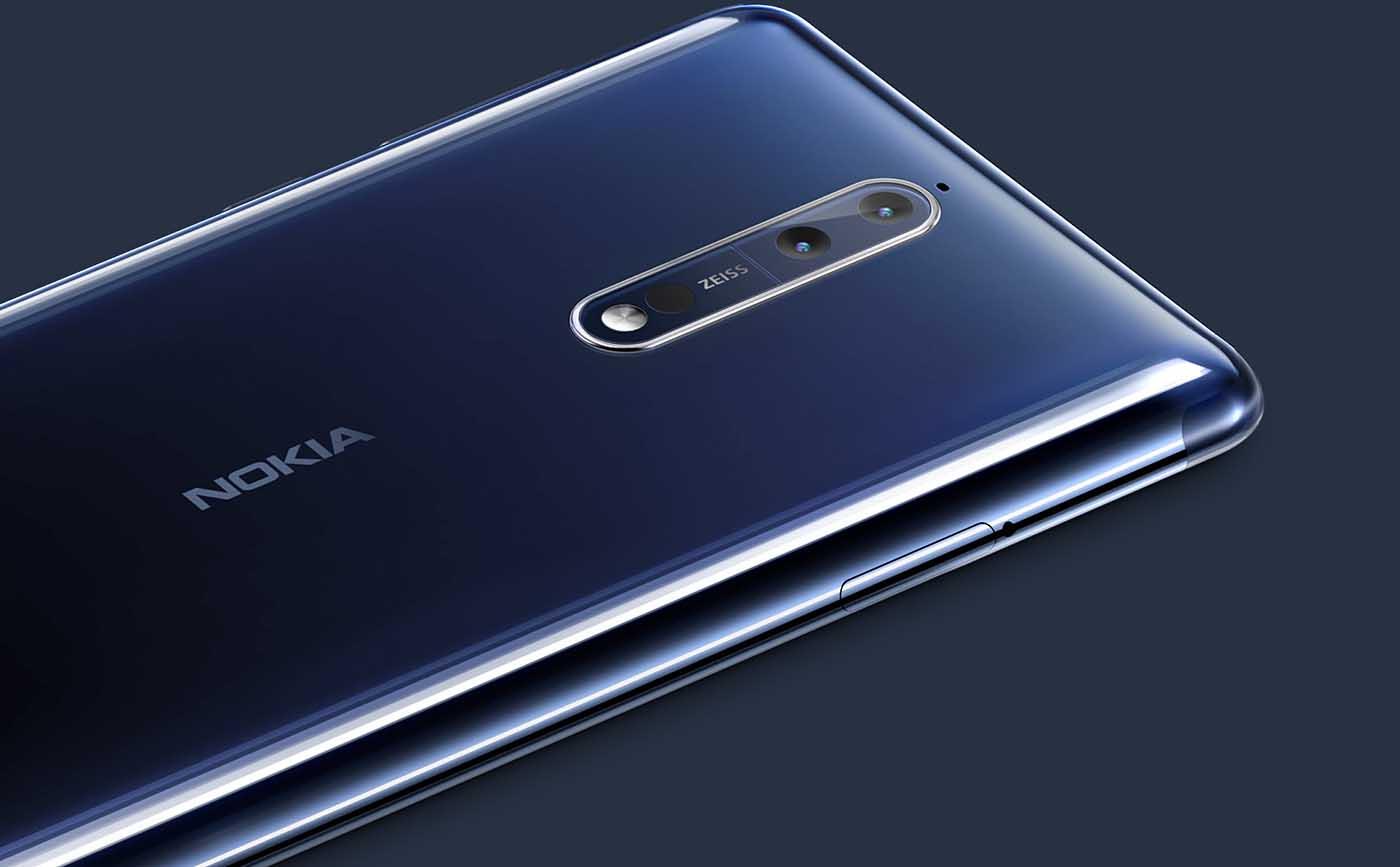 El nuevo Nokia 8