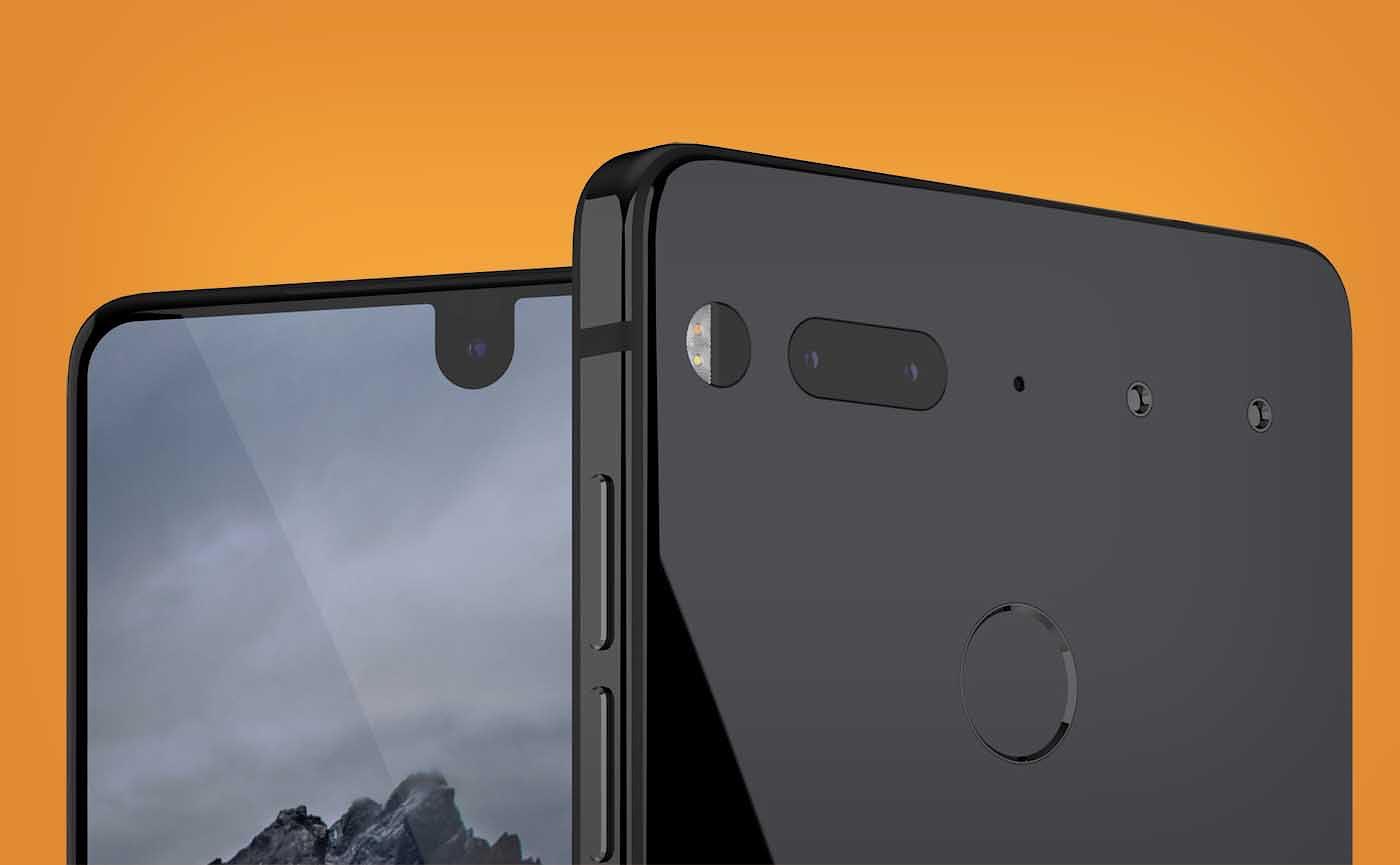 El Essential PH-1, el smartphone de Andy Rubin es un concepto prometedor pero no una revolución