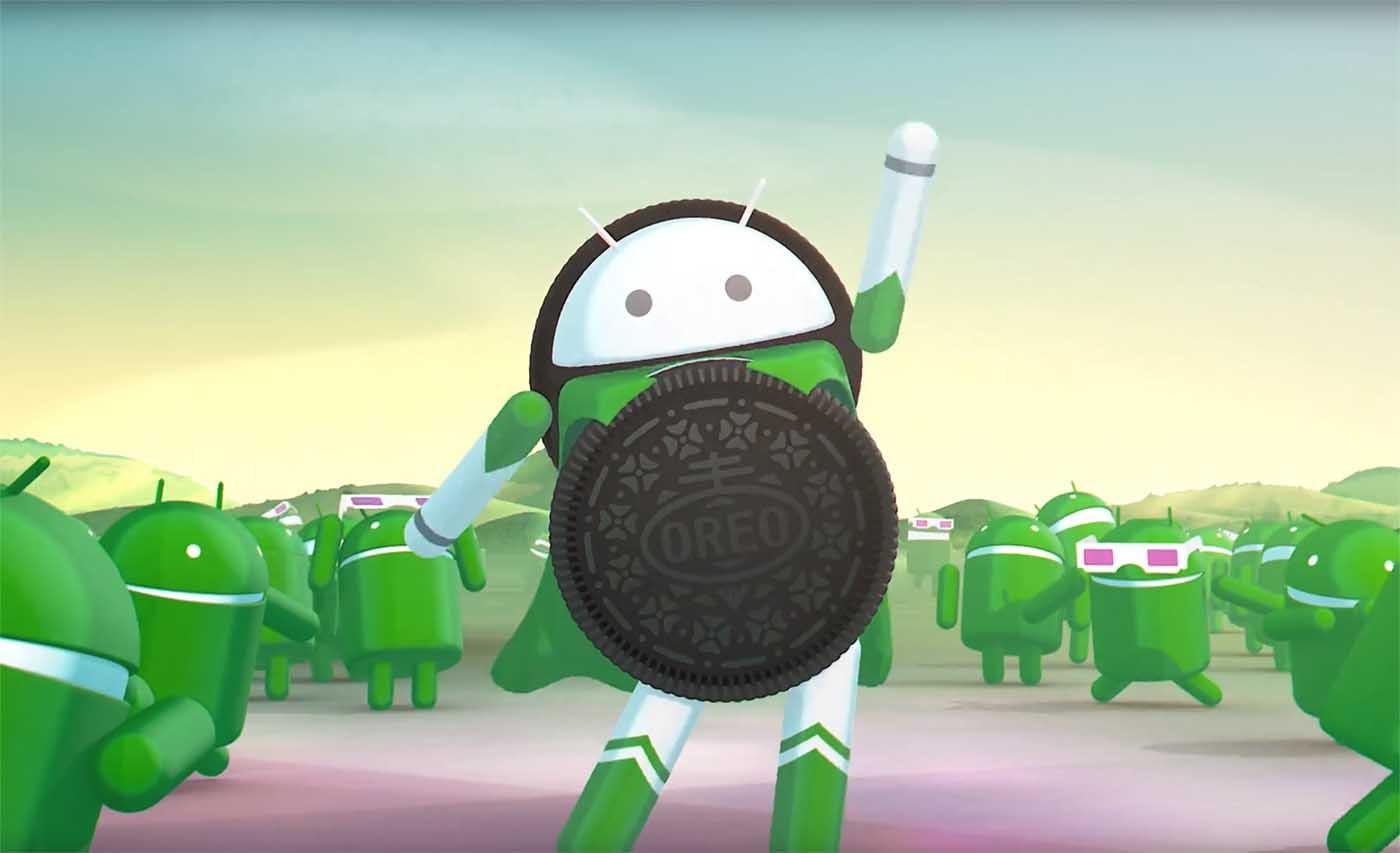 Como se esperaba, Android 8 será Android Oreo en homenaje a la popular galleta
