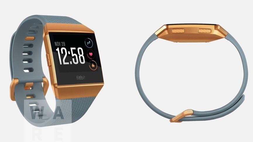 Posible aspecto del nuevo reloj inteligente de Fitbit
