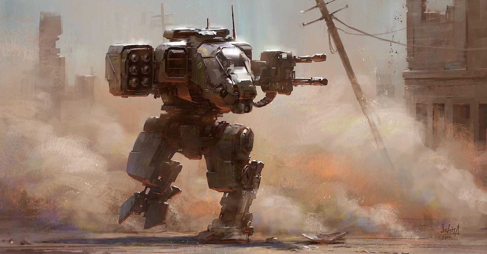 Elon Musk y 100 expertos en inteligencia artificial advierten de los peligros de las armas robotizadas