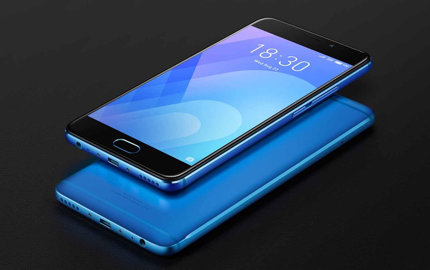 El nuevo Meizu M6 Note