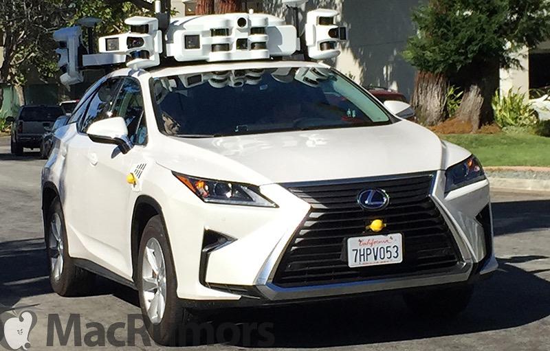 Así son los nuevos prototipos de vehículo auto conducido de Apple