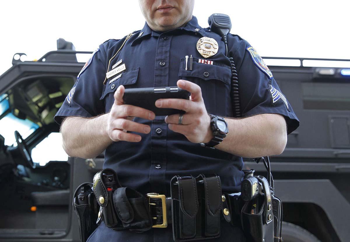 La Policía de Nueva York tendrá en breve uno de los mejores smartphones