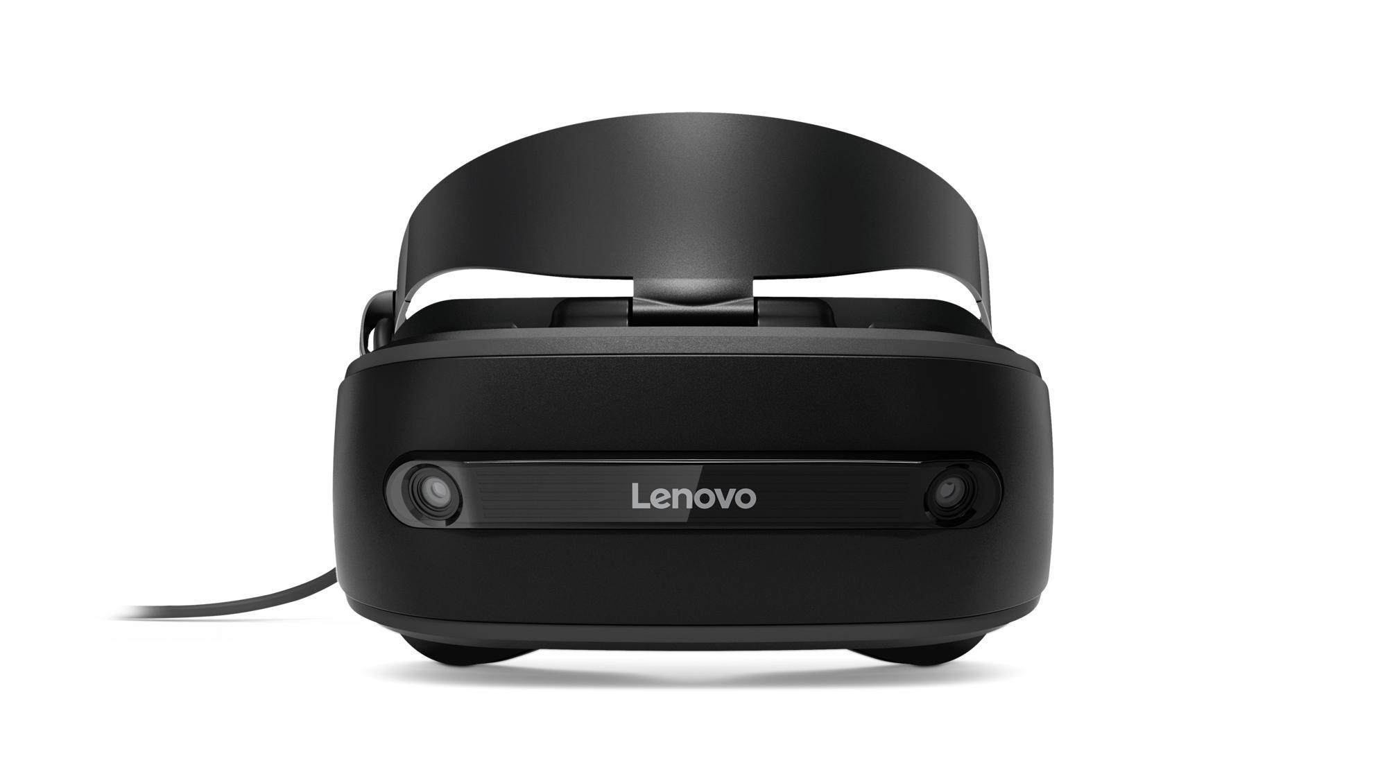 Las nuevas gafas de realidad mixta Lenovo Explorer