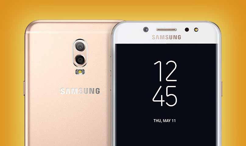 El nuevo Samsung Galaxy J7+ demuestra que la compañía va apostar fuerte por la doble cámara