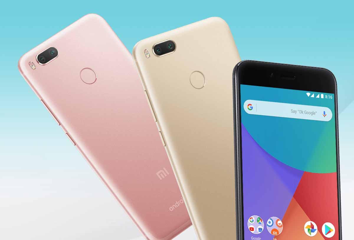 El Xiaomi Mi A1 es el primer Android One de la marca china