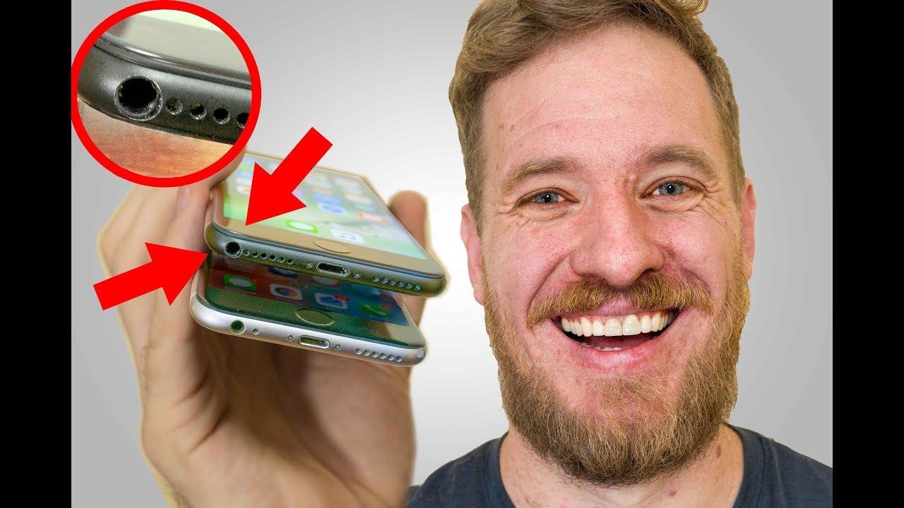 El ingeniero de software Scotty Allen muestra en vídeo cómo es posible integrar un conector de auriculares funcional en un iPhone 7