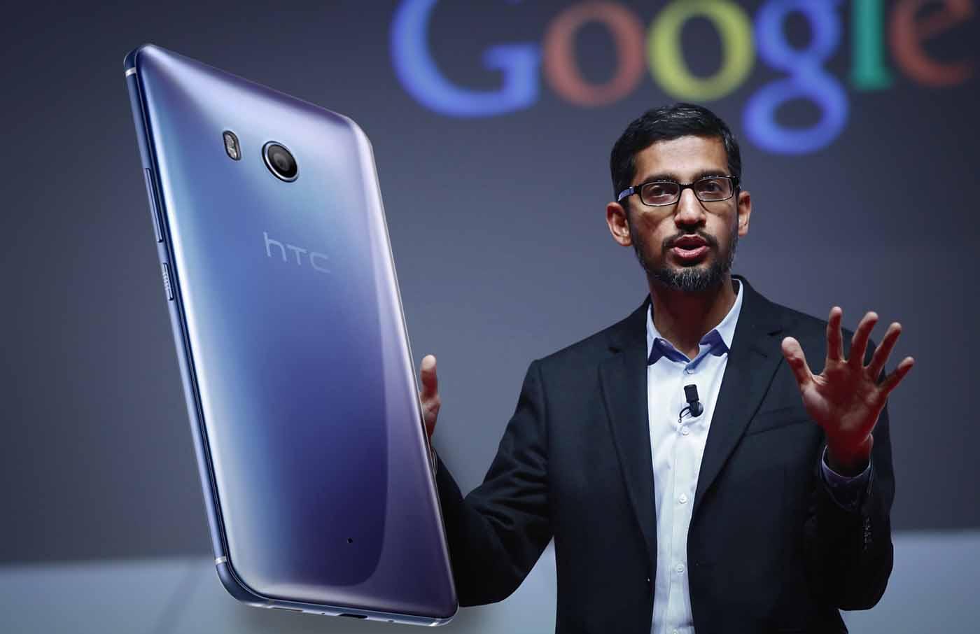 Google podría anunciar mañana la adquisición de HTC