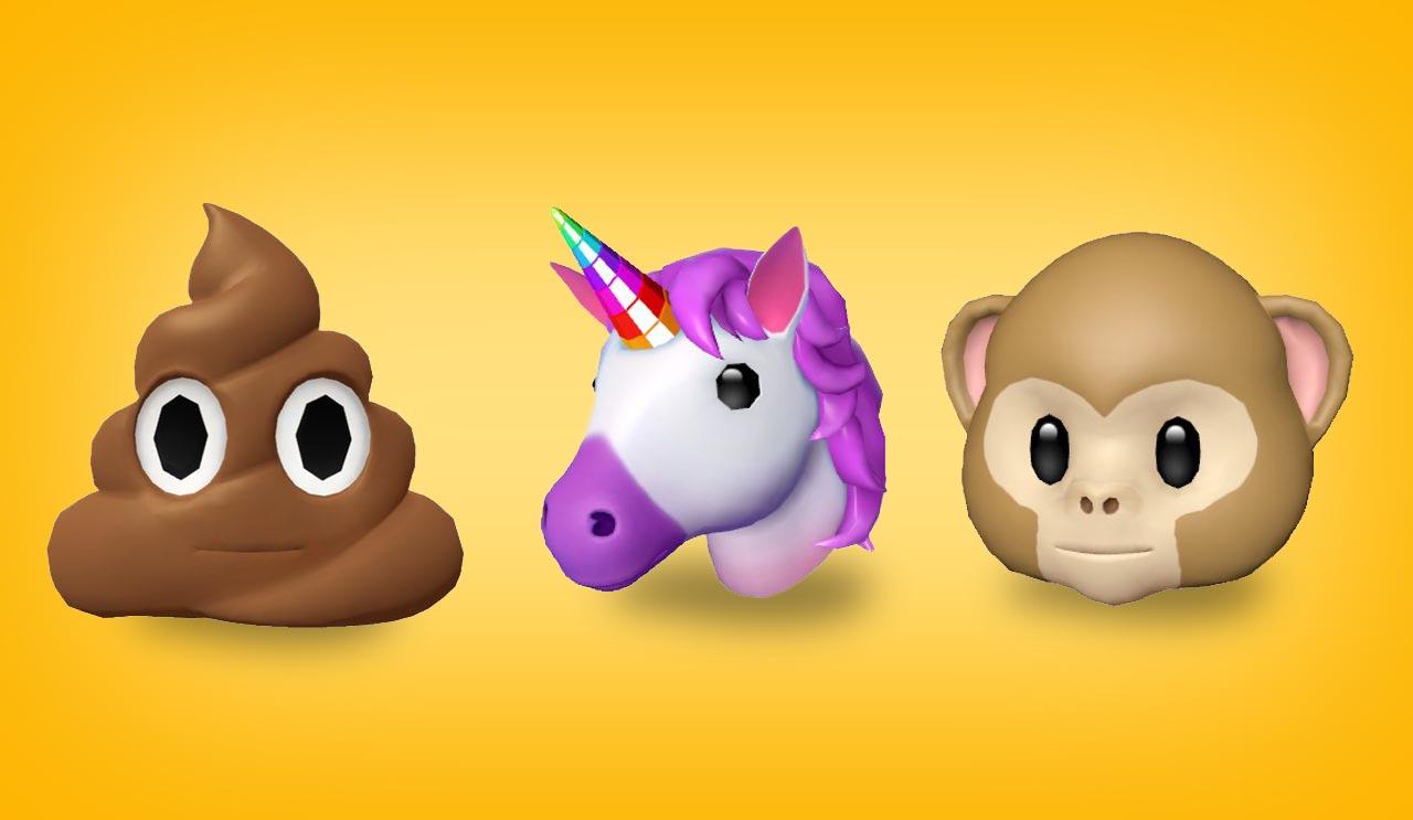 El iPhone 8 incluirá unos curiosos emoji 3D que podrán captar tus expresiones para enviarlas en un mensaje
