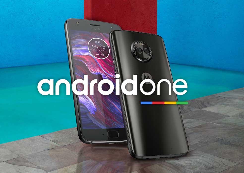 Motorola podría presentar en breve una versión Android One del Moto X4