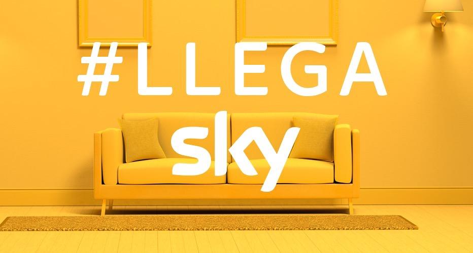 La nueva televisión por Internet Sky llega con 12 canales de pago así como series y películas al estilo de Netflix